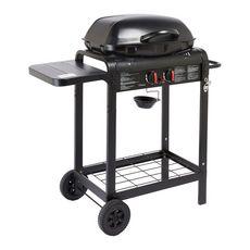 GARDENSTAR Barbecue gaz 2 brûleurs