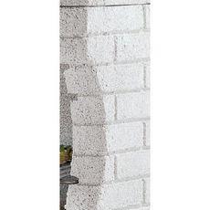 PALAZZETTI Barbecue fixe blanc en pierre RAIATEA