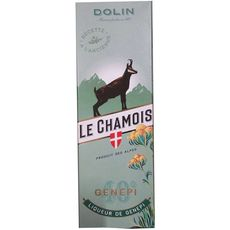 DOLIN Dolin Genepi le chamois 40% 35cl 35cl