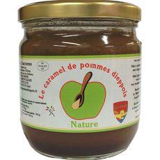 GOURMANDIE Gourmandie Caramel de pommes dieppois nature 430g 430g