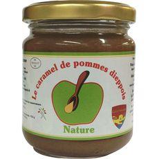 GOURMANDIE Gourmandie Caramel de pommes dieppois nature 230g 230g