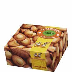 LES ECUREUILS Les Ecureuils du Languedoc 31 Madeleines natures, sachets individuels 570g 31 madeleines 570g