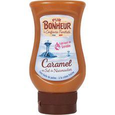Pur Bonheur Pâte à tartiner au caramel et sel de Noirmoutier 285g 285g