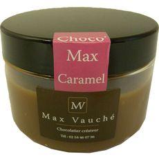 Max Vauché Pâte à tartiner au caramel 250g 250g