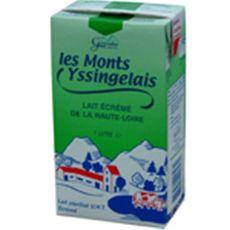 LES MONTS YSSINGELAIS Les Monts Yssingelais lait écrémé 6x1l