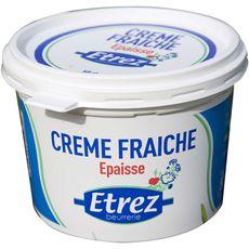ETREZ Crème fraîche épaisse 36%MG 20cl