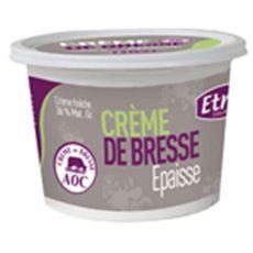 Etrez crème épaisse AOC Pot de 50cl - 36% mg