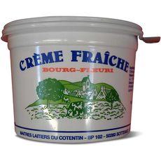BOURG-FLEURI BOURG-FLEURI Crème fraîche 50cl 50cl
