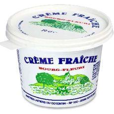 BOURG-FLEURI BOURGFLEURY Crème fraîche 20cl 20cl