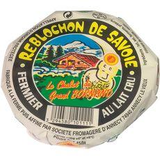 CHALET DU GRAND BORNAND CHALET DU GRAND BORNAND Reblochon de Savoie AOP 450g 450g