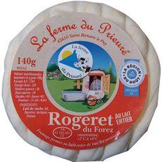 LA FERME DU PRIEURE LA FERME DU PRIEURE Rogeret du Forez au lait entier 140g 140g