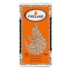 Fireland Pellets granulés de bois 100% résineux ENplus 15kg 15kg