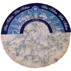 Wykefarms bleu de stilton portion 150g
