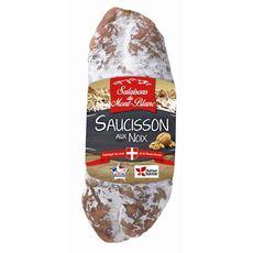 SALAISON DU MONT BLANC Salaison du Mont Blanc Saucisson sec de savoie aux noix 200g 200g