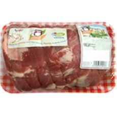 CHARCUTERIE COSME Charcuterie Cosme Rôti de porc échine sans os 1kg 5 personnes 1kg