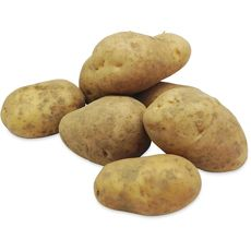 Pommes de terre de consommation pour soupes et purées 1kg 1kg