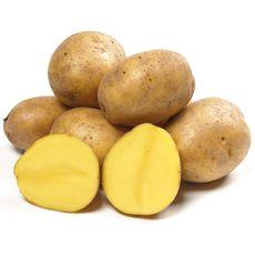 Pommmes de terre de Lorraine spéciales pour frites 2,5kg 2,5kg