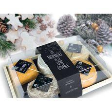plateau de 5 fromages de la côte d'Opale environ 1kg