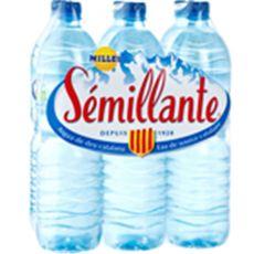 SEMILLANTE Semillante Eau de source plate catalane 6x1,5l 6x1,5l