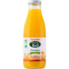 Les Coteaux Nantais jus d'orange 75cl