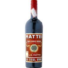 MATTEI Apéritif au quinquina Cap Corse rouge 15% 75cl