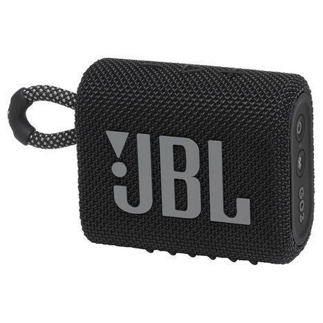 JBL Enceinte portable Bluetooth - GO 3 - Noir