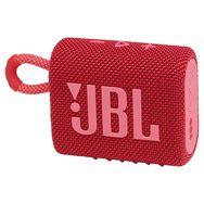 JBL Enceinte portable Bluetooth - Rouge - GO 3