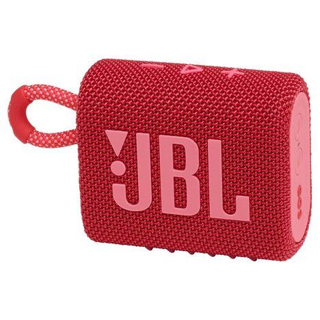JBL Enceinte portable Bluetooth - GO 3 - Rouge