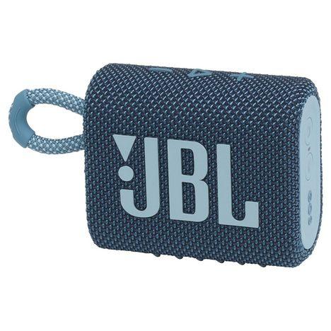 JBL Enceinte portable Bluetooth - Bleu - GO 3