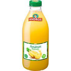 ANDROS Jus d'ananas préssés 1L