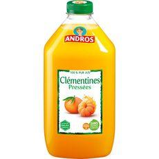 ANDROS Andros Pur jus de clémentines pressées 1,5L 1,5L