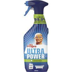 Mr. Propre MR.PROPRE Nettoyant Ultra Power antibactérien spray