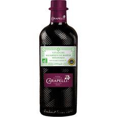 Carapelli CARAPELLI Vinaigre balsamique de Modène IGP bio