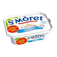 ST MORET St Moret Spécialité fromagère nature léger 8%MG sans conservateurs 300g 300g