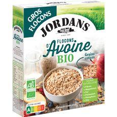 JORDAN'S Flocons d'avoine bio 500g