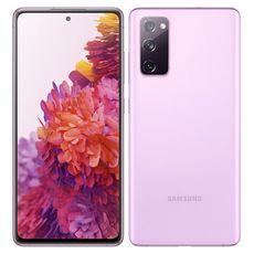 SAMSUNG Smartphone Galaxy S20 FE 5G 128 Go  6.5 pouces Lavande Double Sim