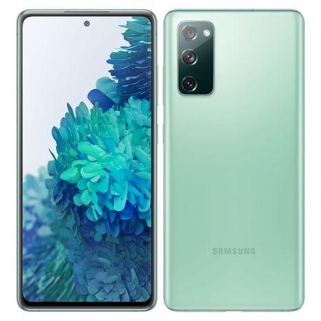 SAMSUNG Smartphone Galaxy S20 FE 5G 128 Go  6.5 pouces Vert Double Sim