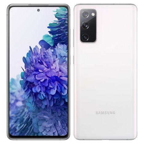 SAMSUNG Smartphone Galaxy S20 FE 4G 128 Go  6.5 pouces Blanc Double Sim