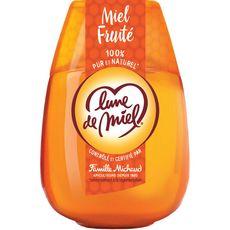 LUNE DE MIEL Miel fruité liquide en flacon doseur 340g