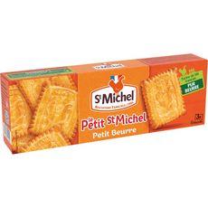 ST MICHEL Le petit St Michel Biscuits petit beurre, sachets fraîcheur 3x5 biscuits 180g