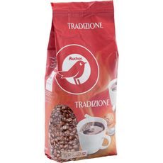 AUCHAN Auchan cafe grains tradition1kg 1kg