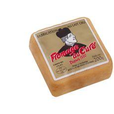 LE CURE NANTAIS Fromage du curé carré 200g