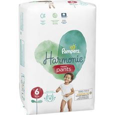 Pampers PAMPERS Harmonie nappy pants couches-culottes taille 6 (+15kg)