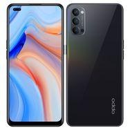 OPPO Smartphone Reno4 128 Go 5G  6.4 pouces Noir Double NanoSim