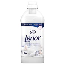 LENOR Adoucissant liquide caresse peaux sensibles  46 lavages 1,15l