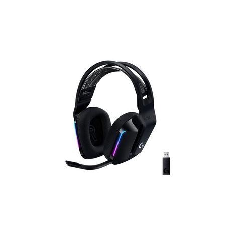 LOGITECH Casque Gaming G733 - Noir
