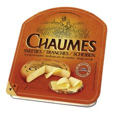 CHAUMES Chaumes en tranches 8 tranches 150g