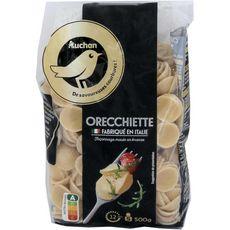 AUCHAN GOURMET Orecchiete 5 portions 500g