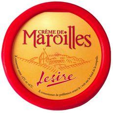 LESIRE Crème de Maroilles fromage à tartiner 180g