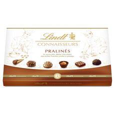 LINDT Lindt Connaisseurs Pralinés Assortiment de chocolats 18 pièces 180g 18 pièces 180g